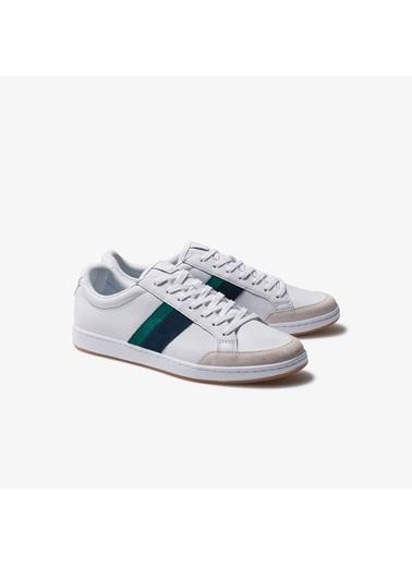 Lacoste Erkek Carnaby Ace 120 Sneakers 739SMA0075.082 Beyaz
